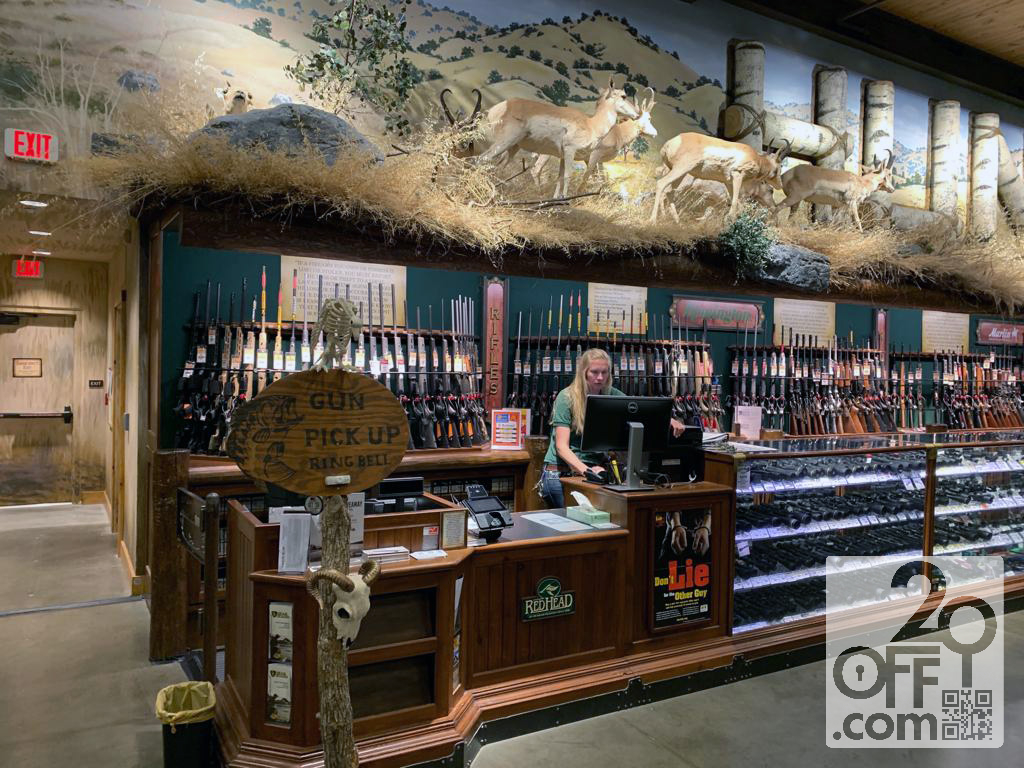 Cabela's Firearms Offers