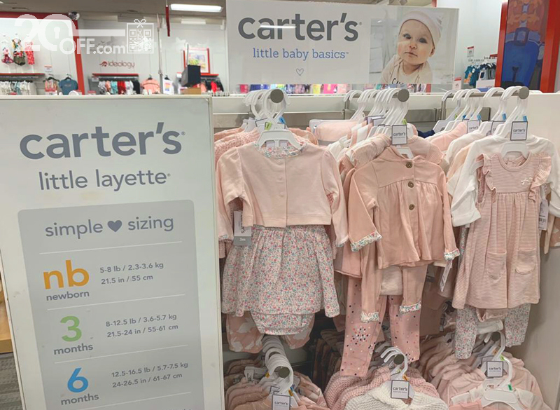 Carters Layettes For Girls
