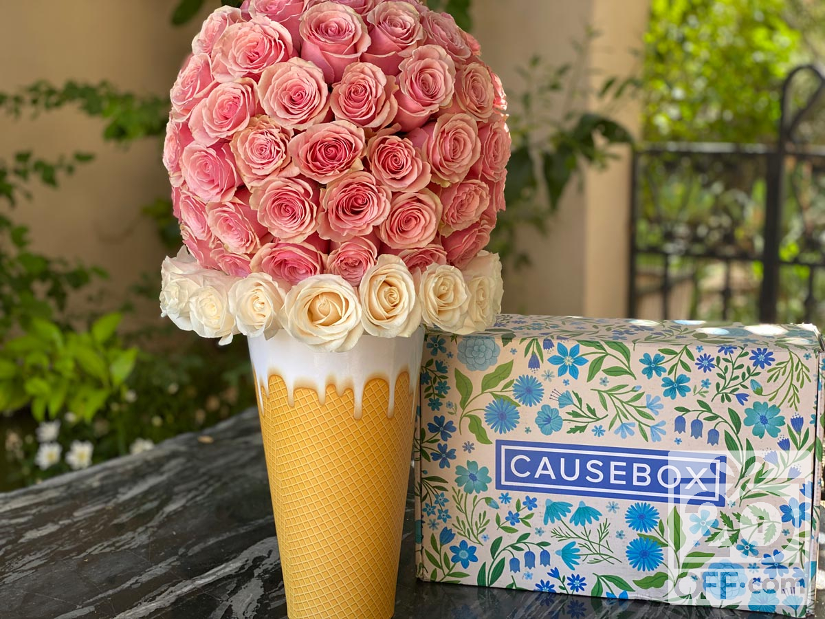 CauseBox Summer Coupons