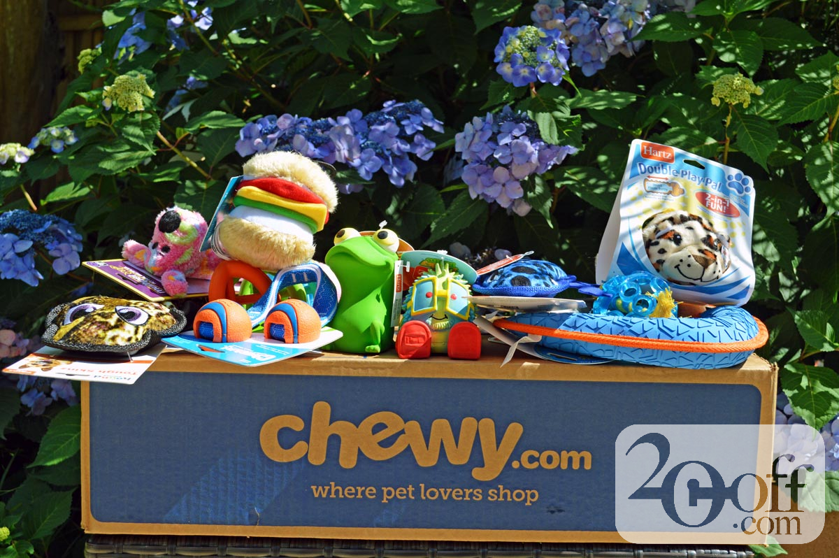 Chewp Chewy Toys
