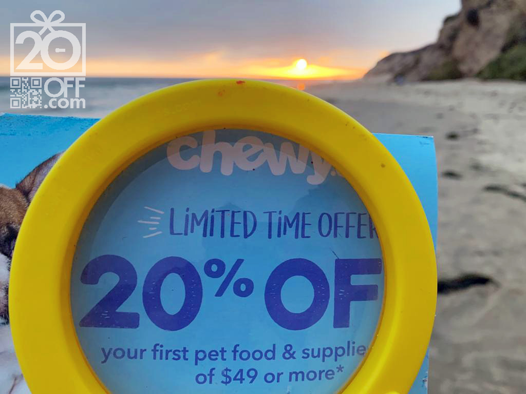 chewy 20% OFF Cat Food and Supplie