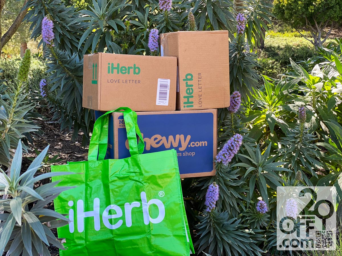 Chewy and iHerb Deals