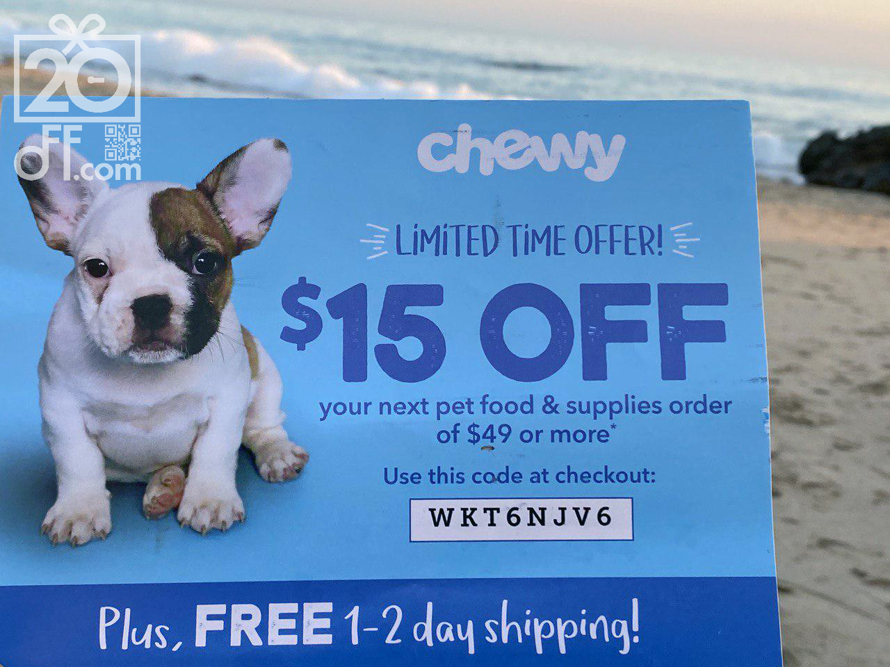 Chewy Discount Code