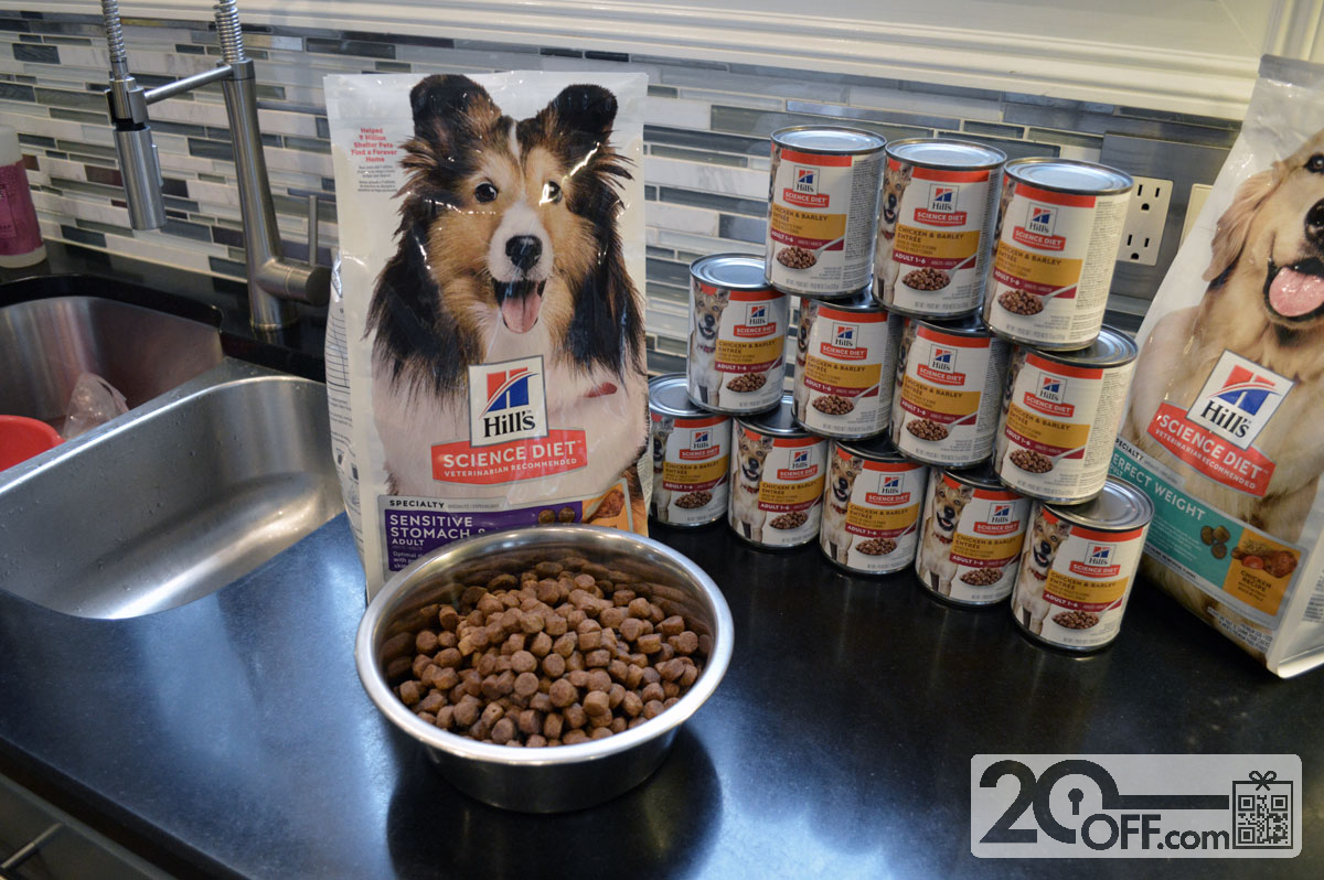 Hill's Science Diet for Dog