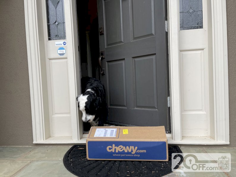 Chewy Pet Food and Toys Online Discount