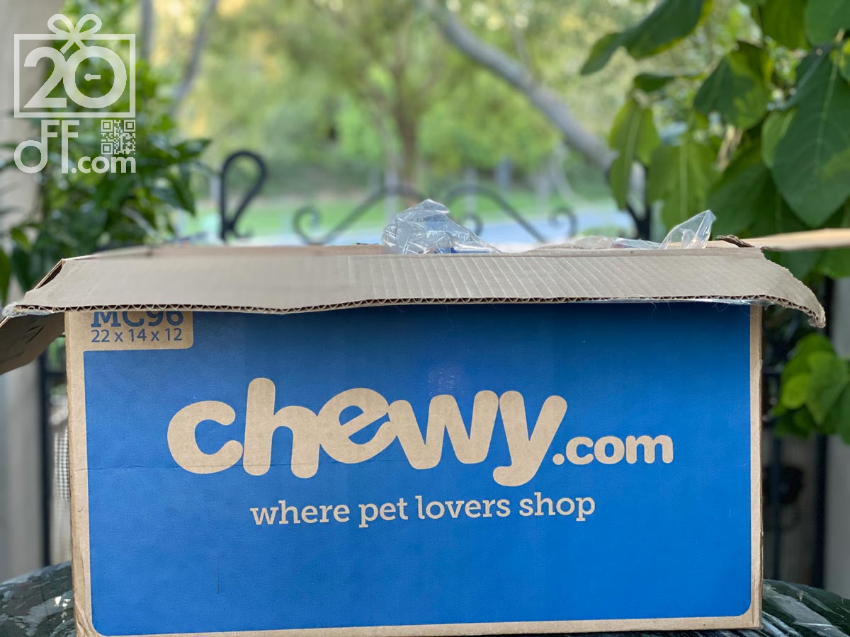 Chewy Summer Promotion
