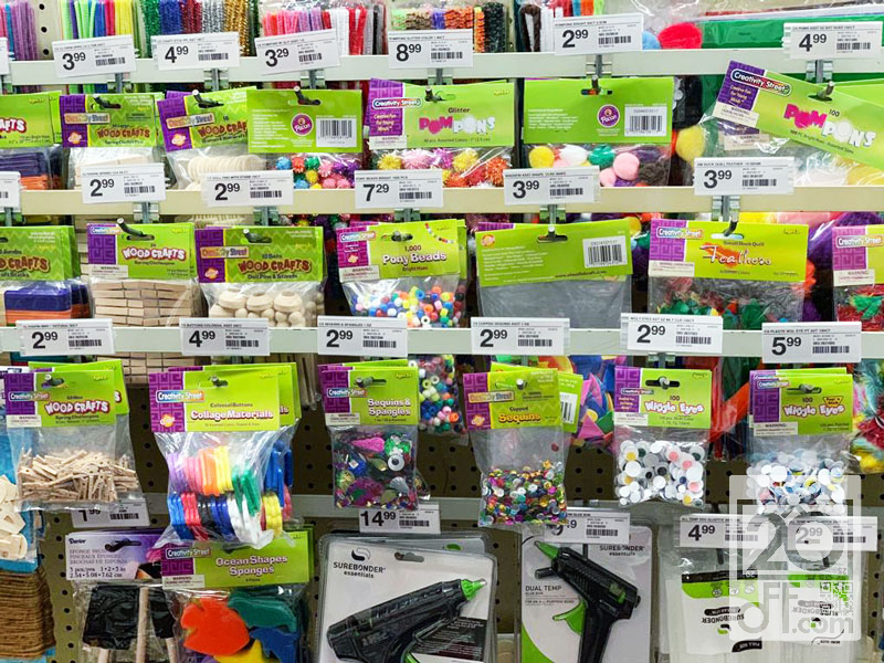 Classroom Arts and Crafts Supplies on Sale