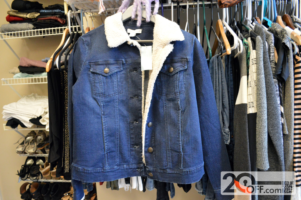 Coldwater Creek Denim Jacket with Coupon