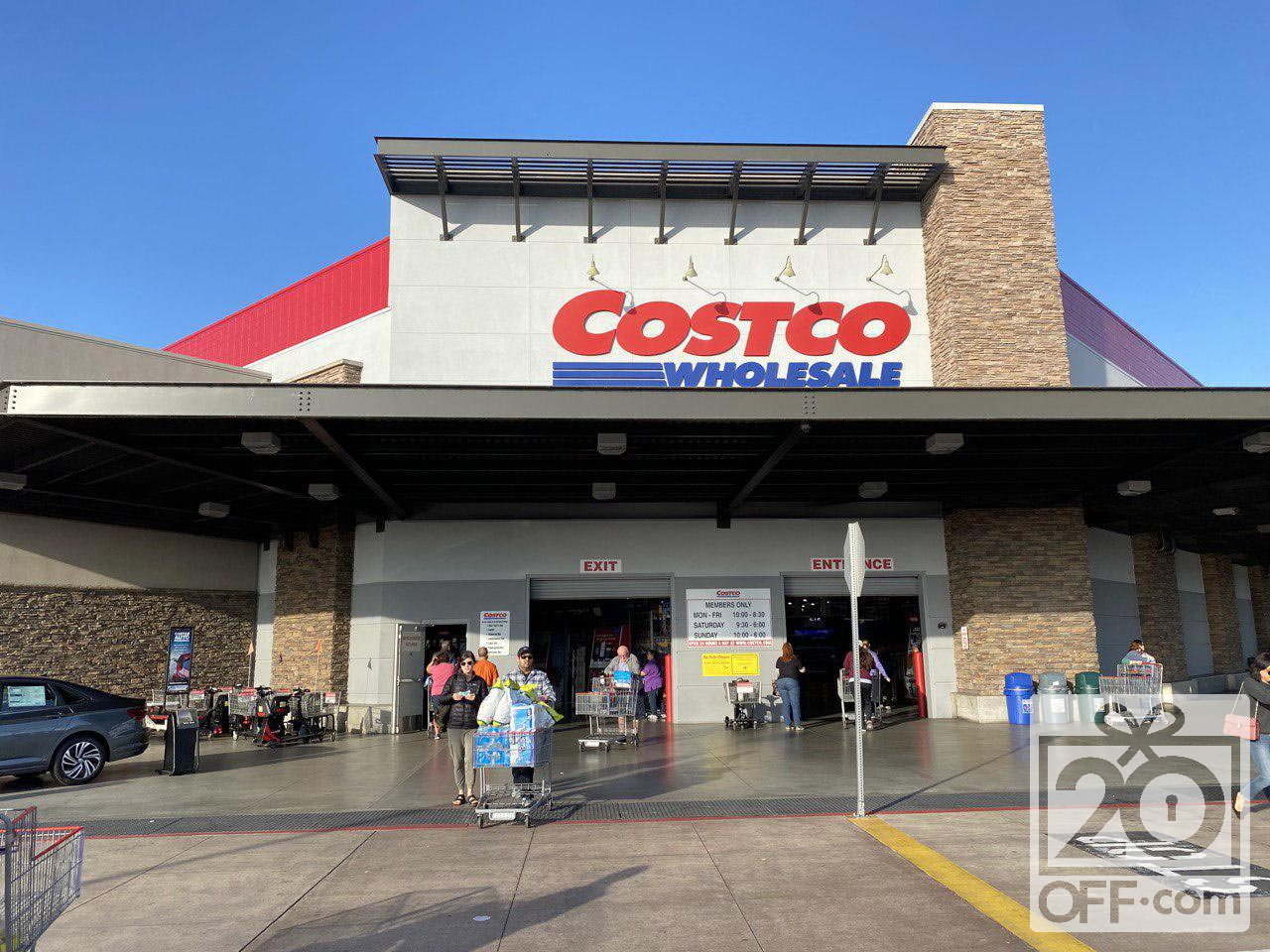 Costco Coupons 20off