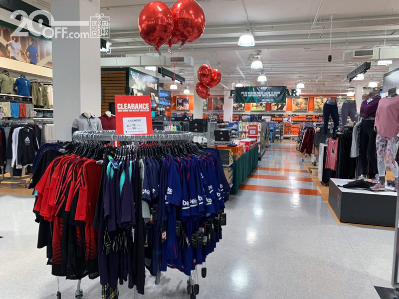 Dick's Sporting Goods Clearance Deals