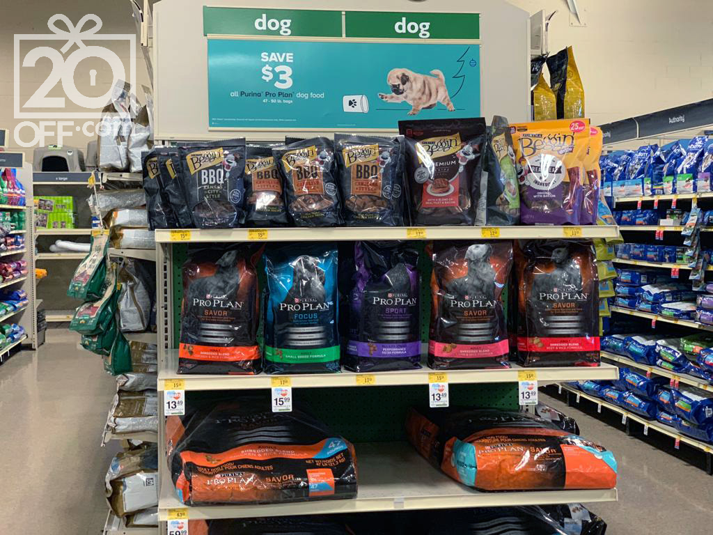 Dog Food Discount