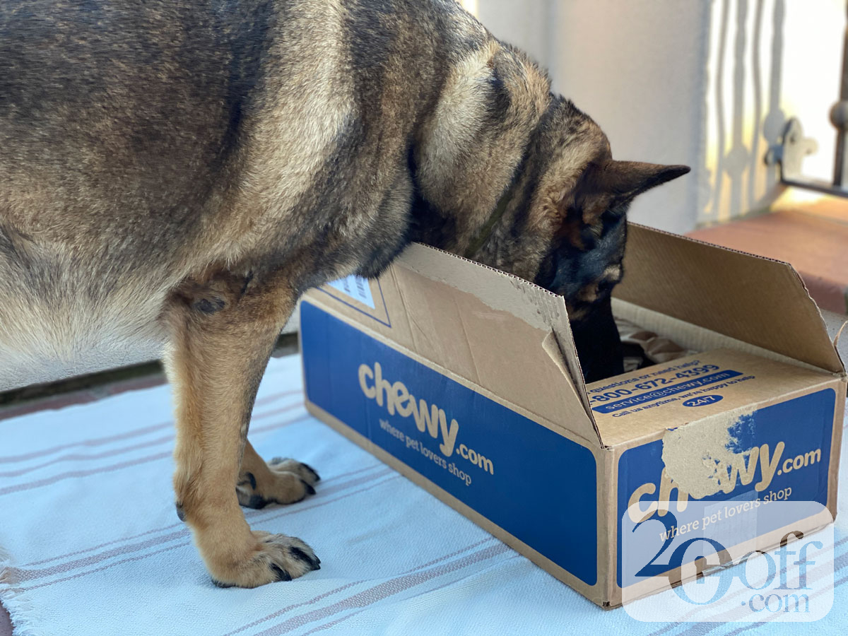 Dog Products for Chewy Autoship
