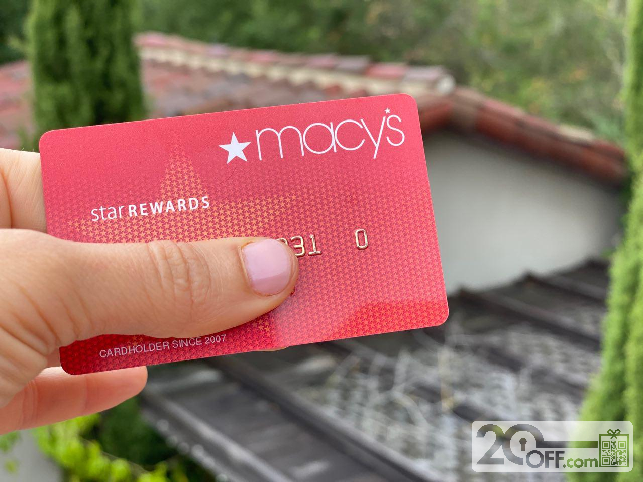 Extra Coupons and Discounts with Macys Credit Card