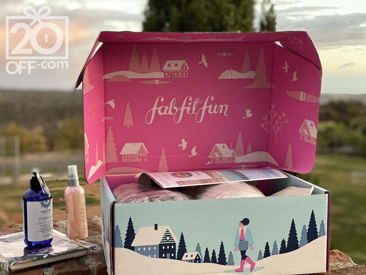 Fab Fit winter box 2019