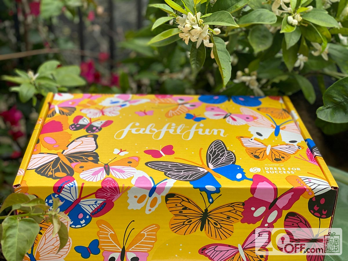 FabFitFun 2020 Spring Box Coupon