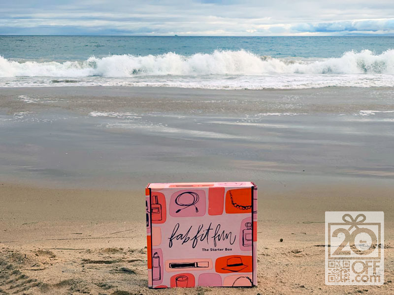 Fabfitfun Beauty at Oceanside
