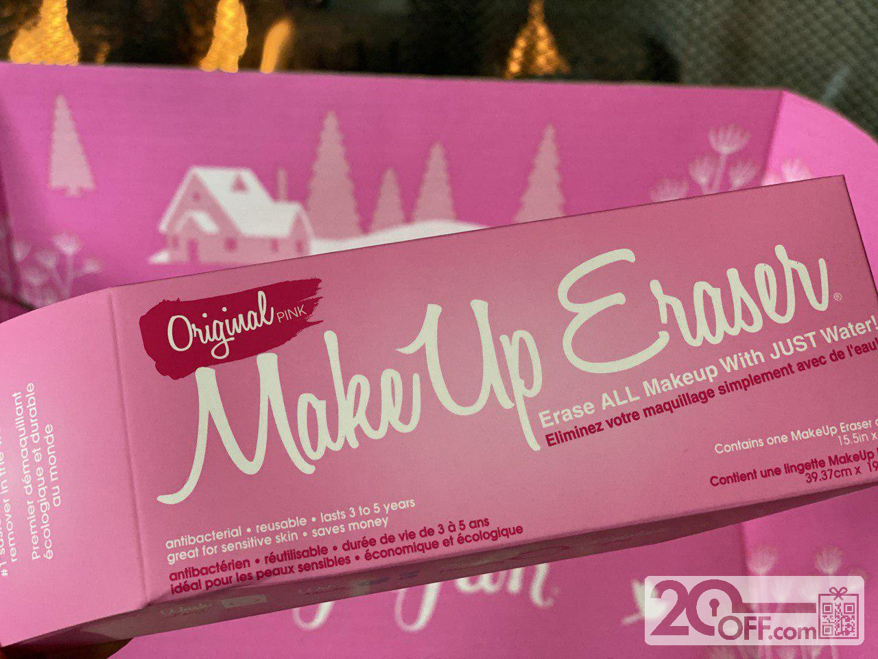 Fabfitfun Makeup Eraser - Winter Box 2019