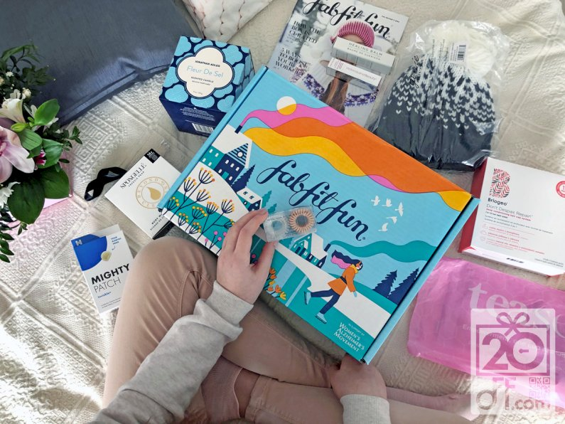 FabFitFun Winter Editors Box Promo