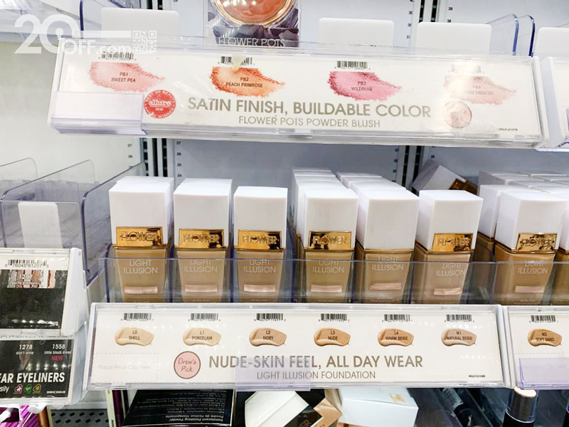 Skin Foundation at Walmart