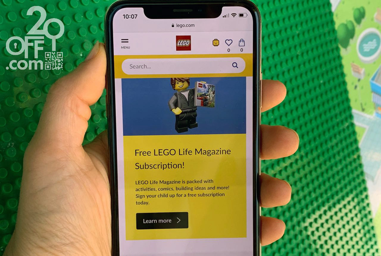 Free LEO Life Magazine Subscription