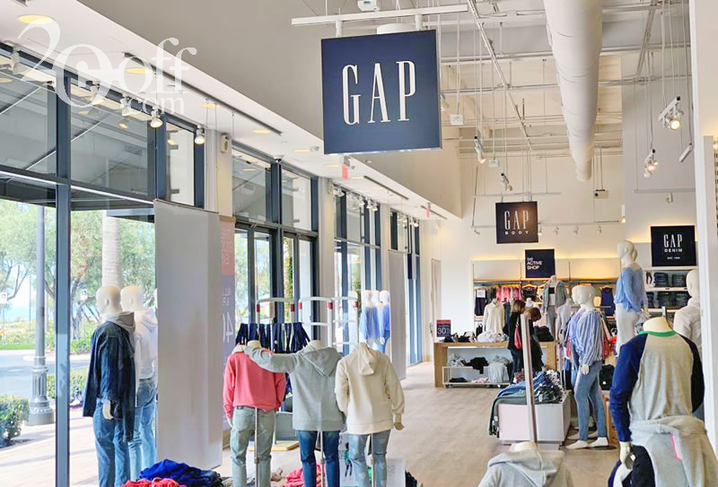 GAP Clothing Store