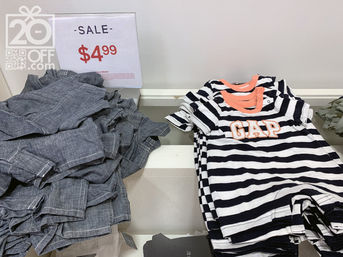 Baby Gap Promotion