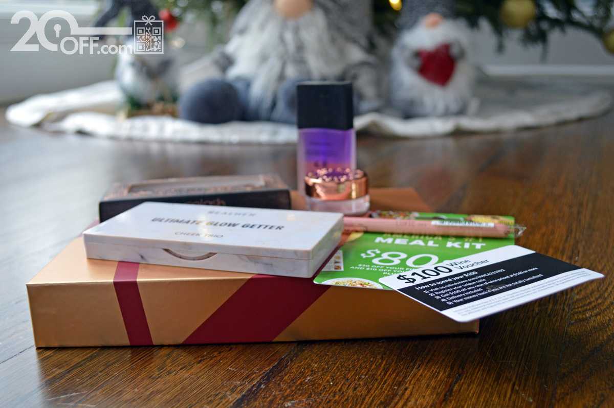 GlossyBox Full Size Products