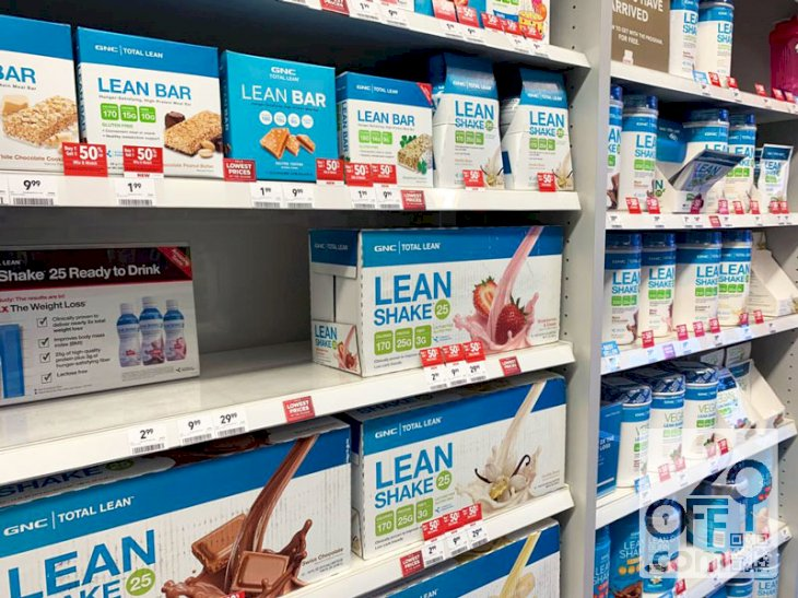 gnc health products on sale