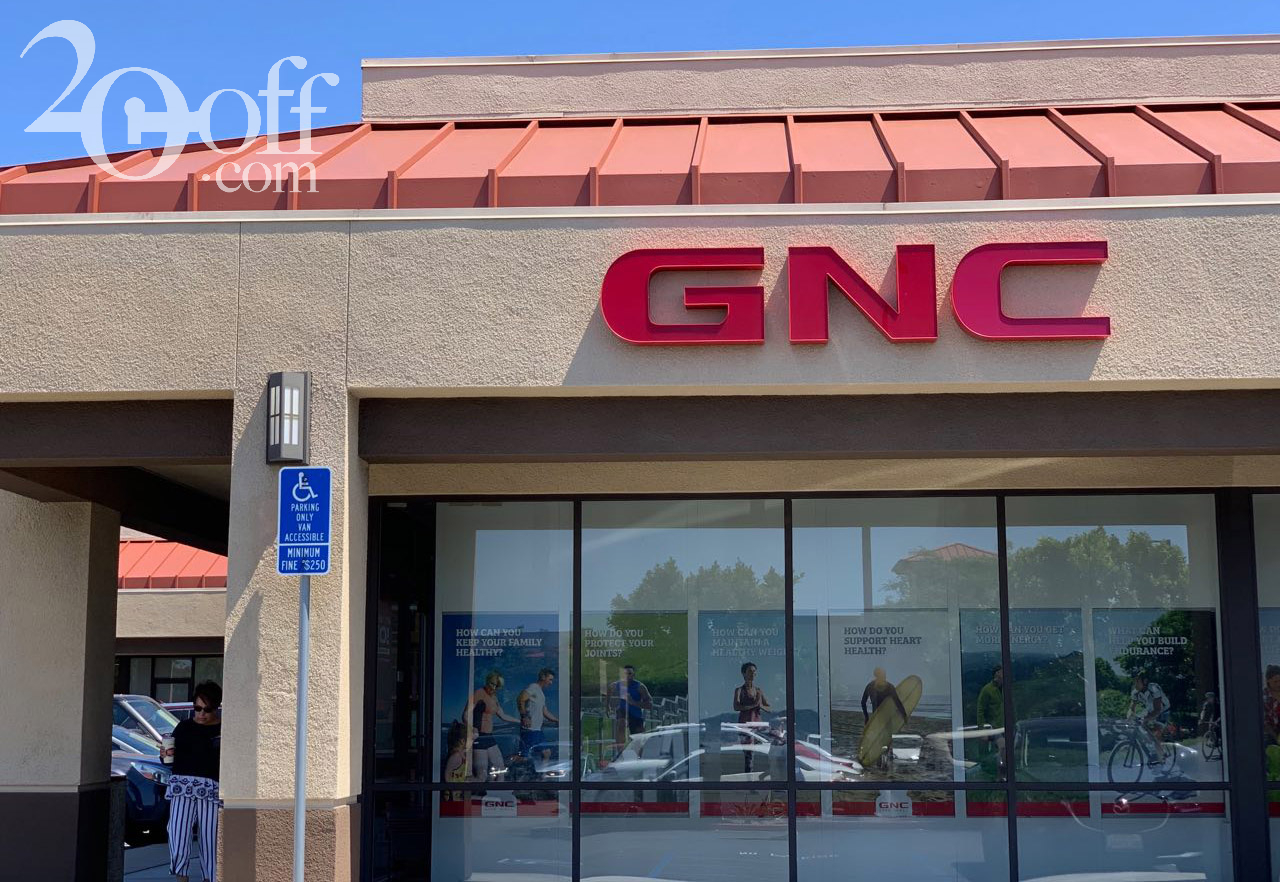 GNC $10 OFF Coupon Codes | September 2019