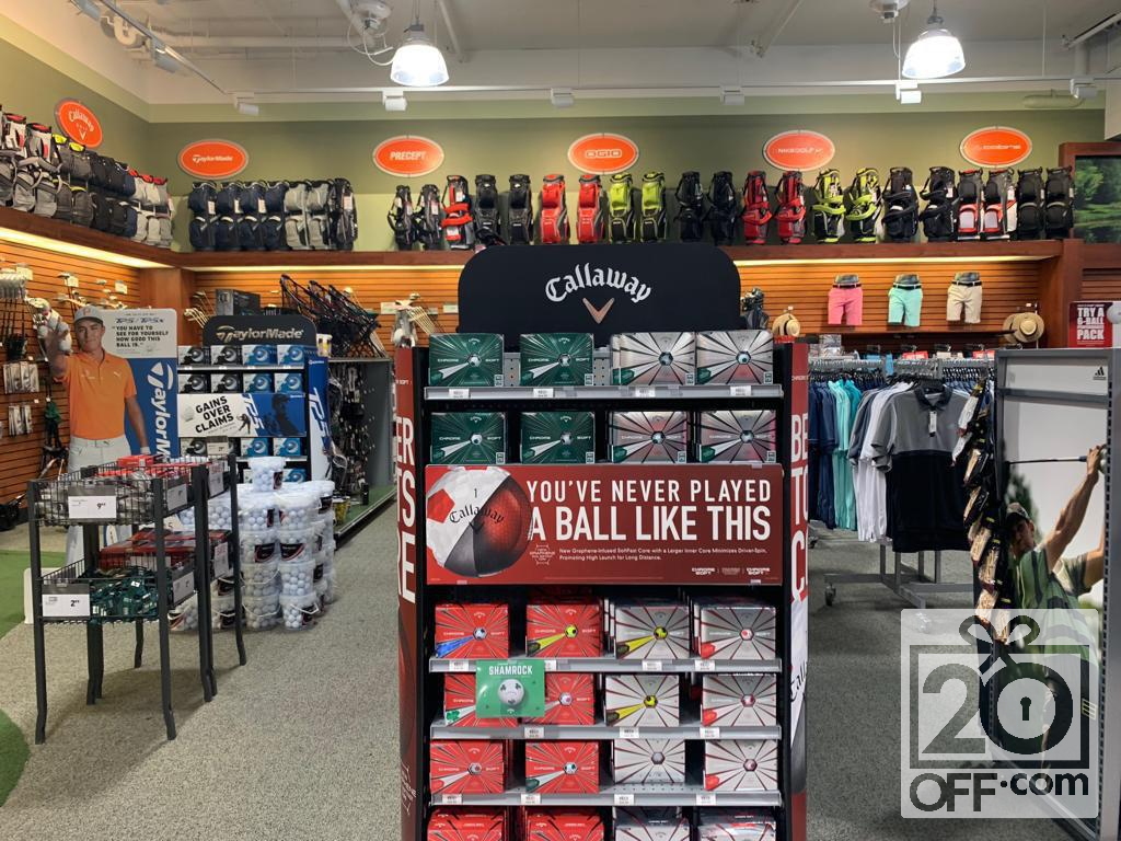 Golf Balls at Dick's Sporting Goods