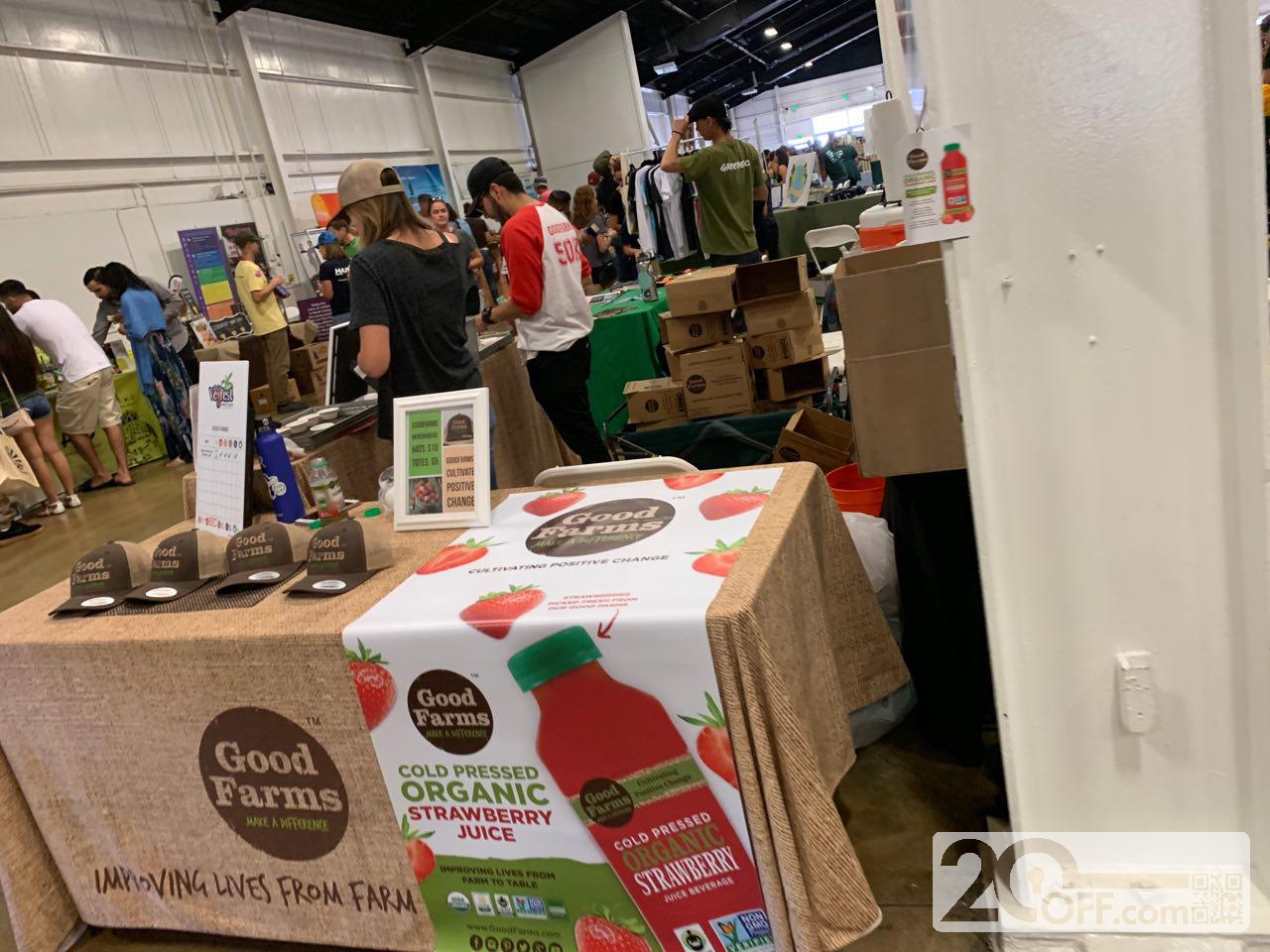 Good Farms at SoCal Vegan Fest 2019
