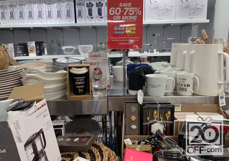 Home and Cookware Goods at Great Discounts