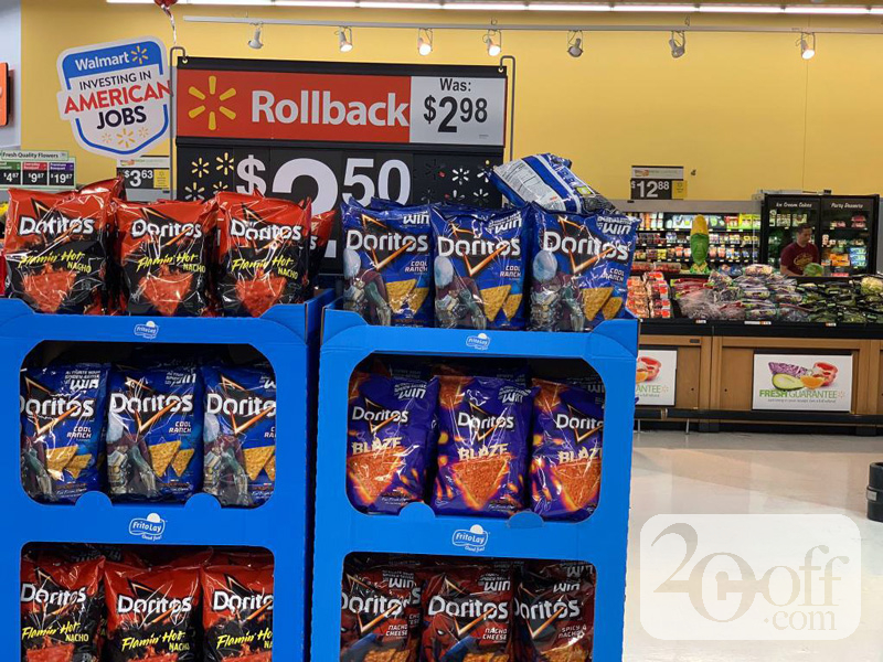 Groceries Rollback from Walmart