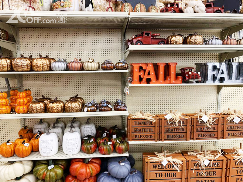 Halloween Decor at Hobby Lobby