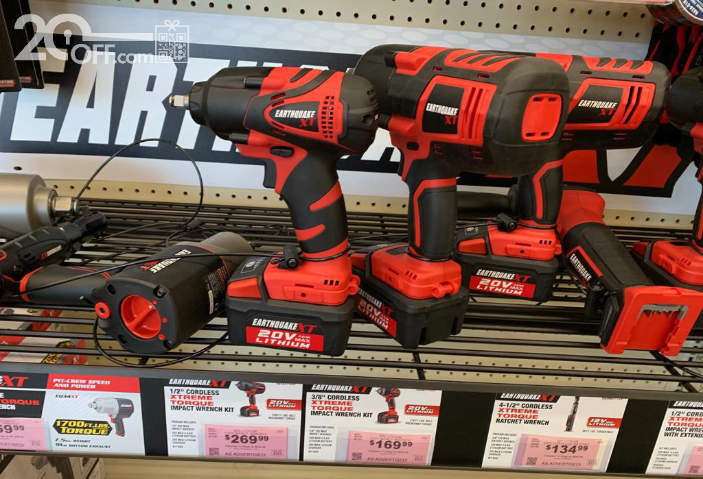 Harbor Freight Cordless Tool