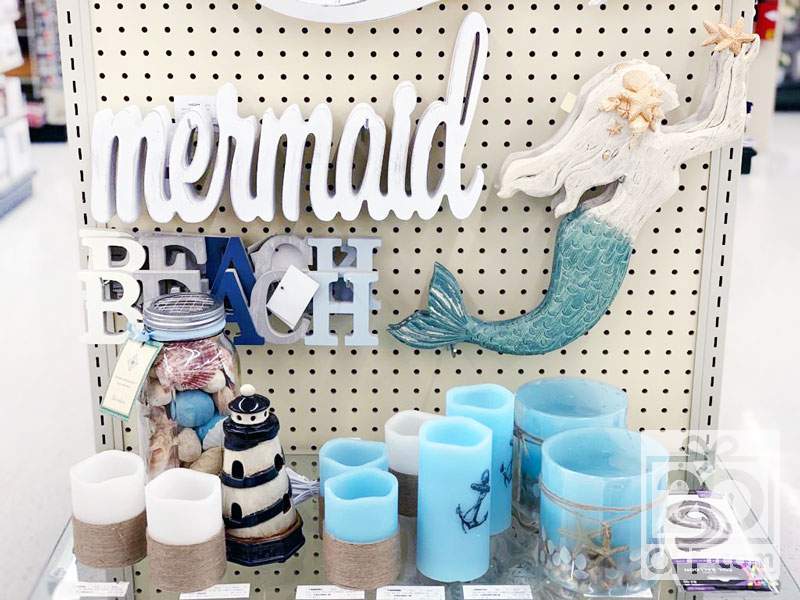Hobby Lobby Summer Decor Accents