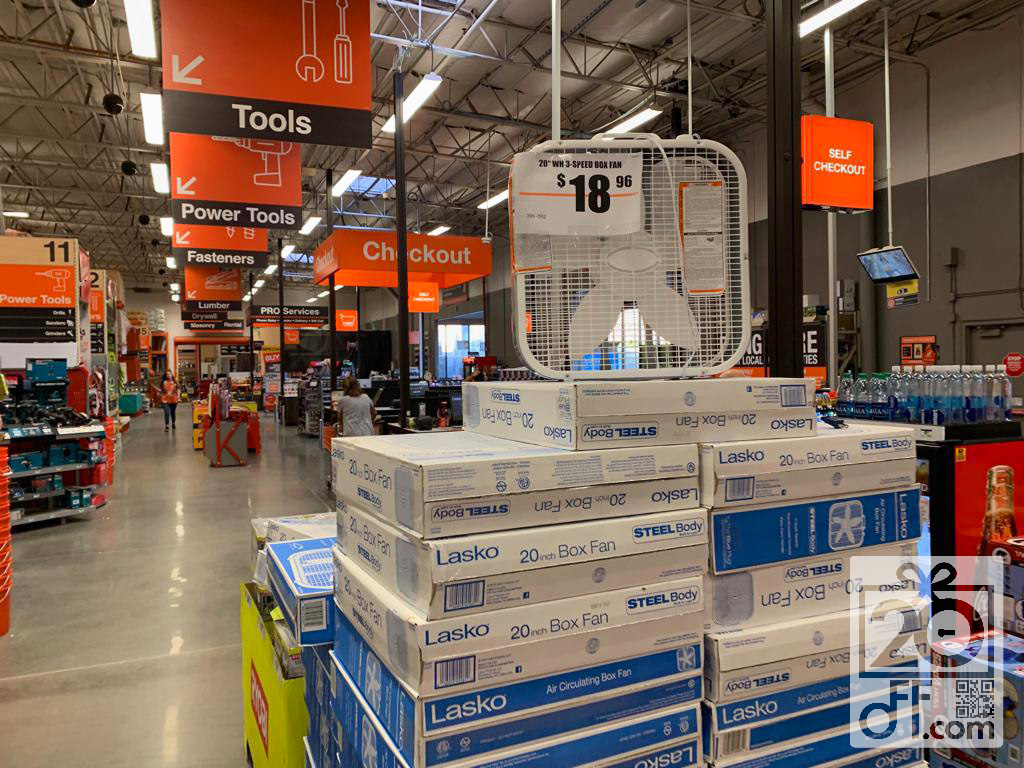 Home Depot, Lowe's, Ace Hardware, or Harbor Freight?