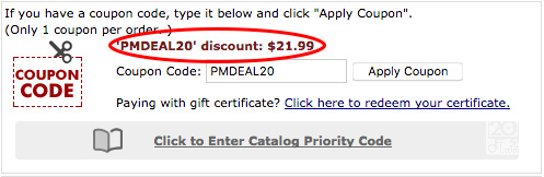 How to Apply Personalization Mall Coupons