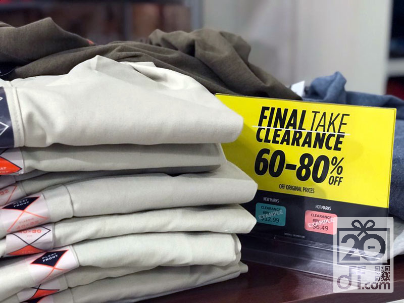 jcpenney final clothing clearance
