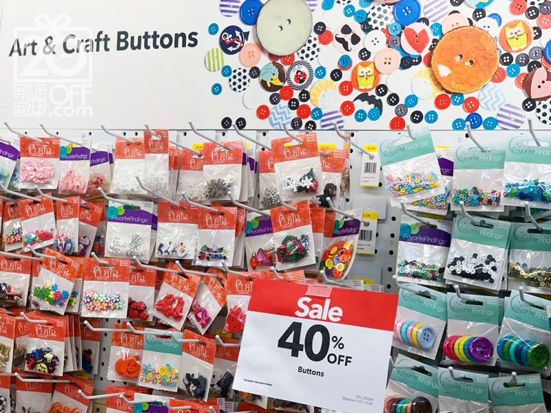 Joann Arts & Crafts Discount for Teachers