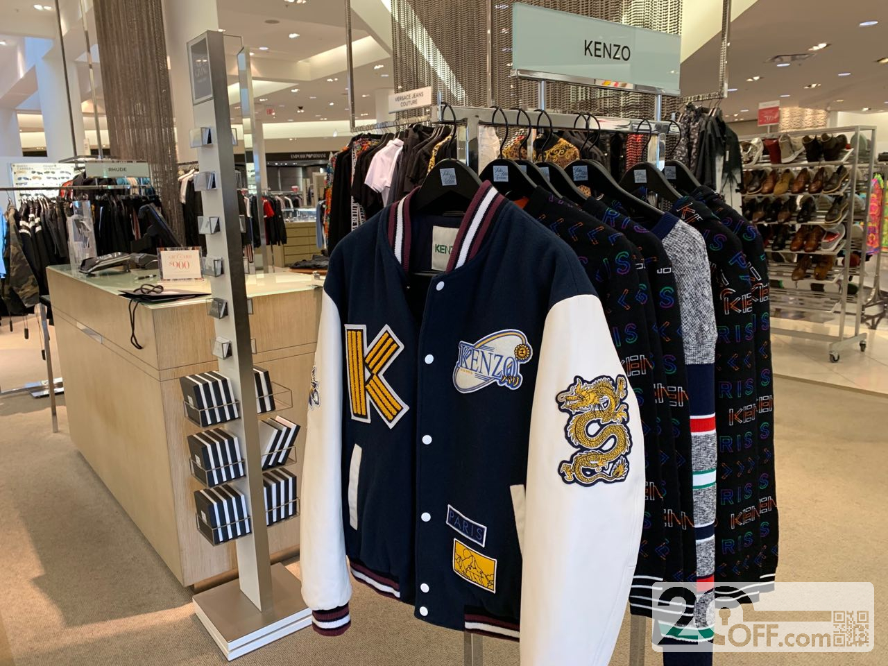 Kenzo Clothing At Saks Fifth Avenue