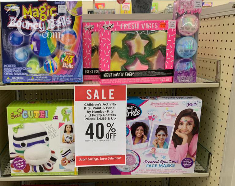 Kids Crafts with Discount