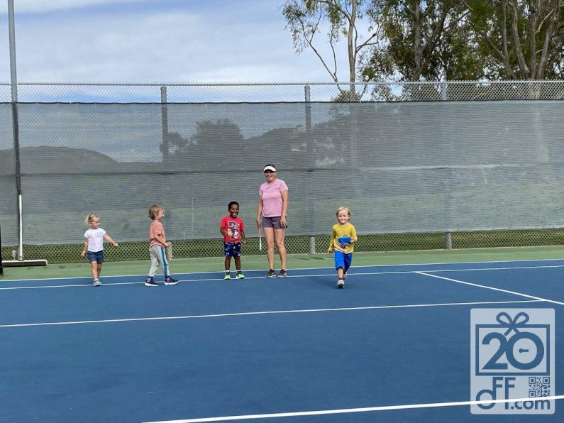 Kid's Tennis Lessons
