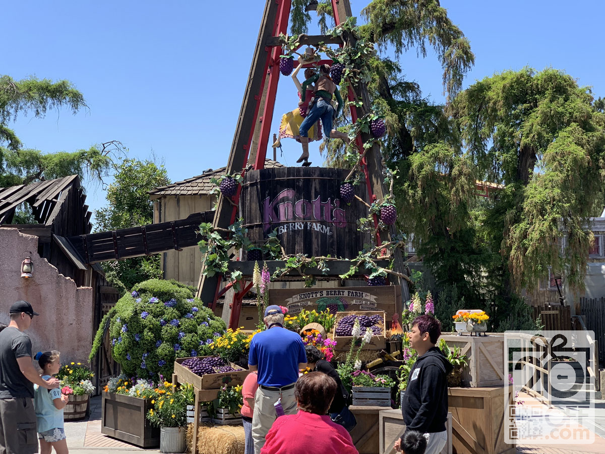 Groupon Knott's Berry Farm Experience 2019