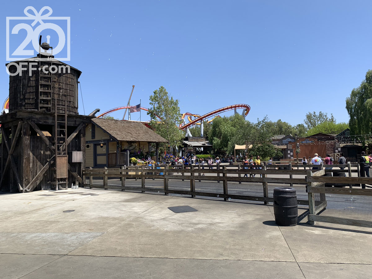 Knott's Berry Farm Groupon Promotion 2019