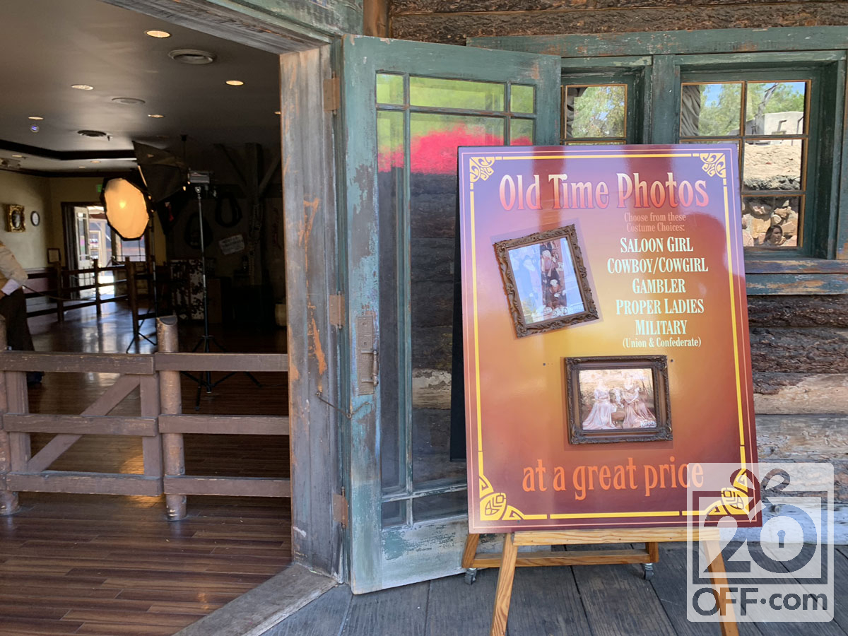 Knott's Berry Farm Old Time Photos at Great Price
