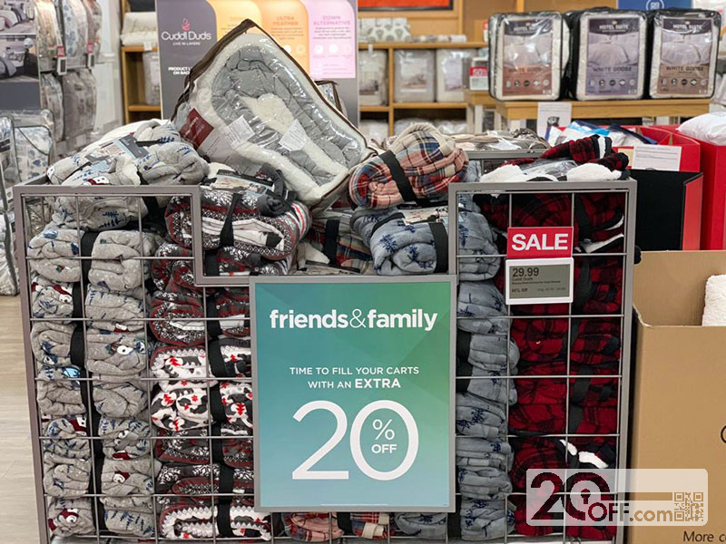 home items on sale at Kohls