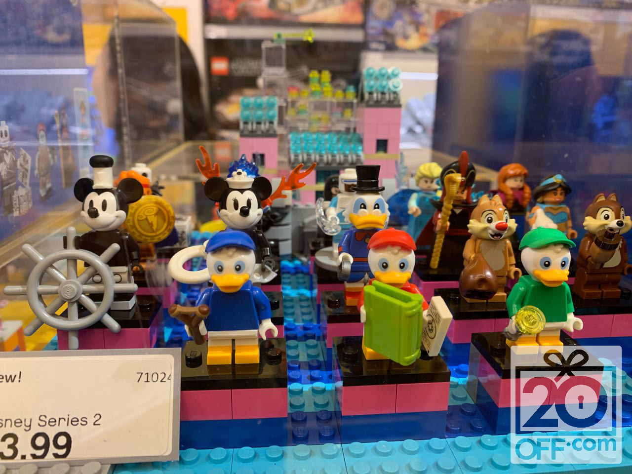 LEGO Disney Series 2 Minifigures