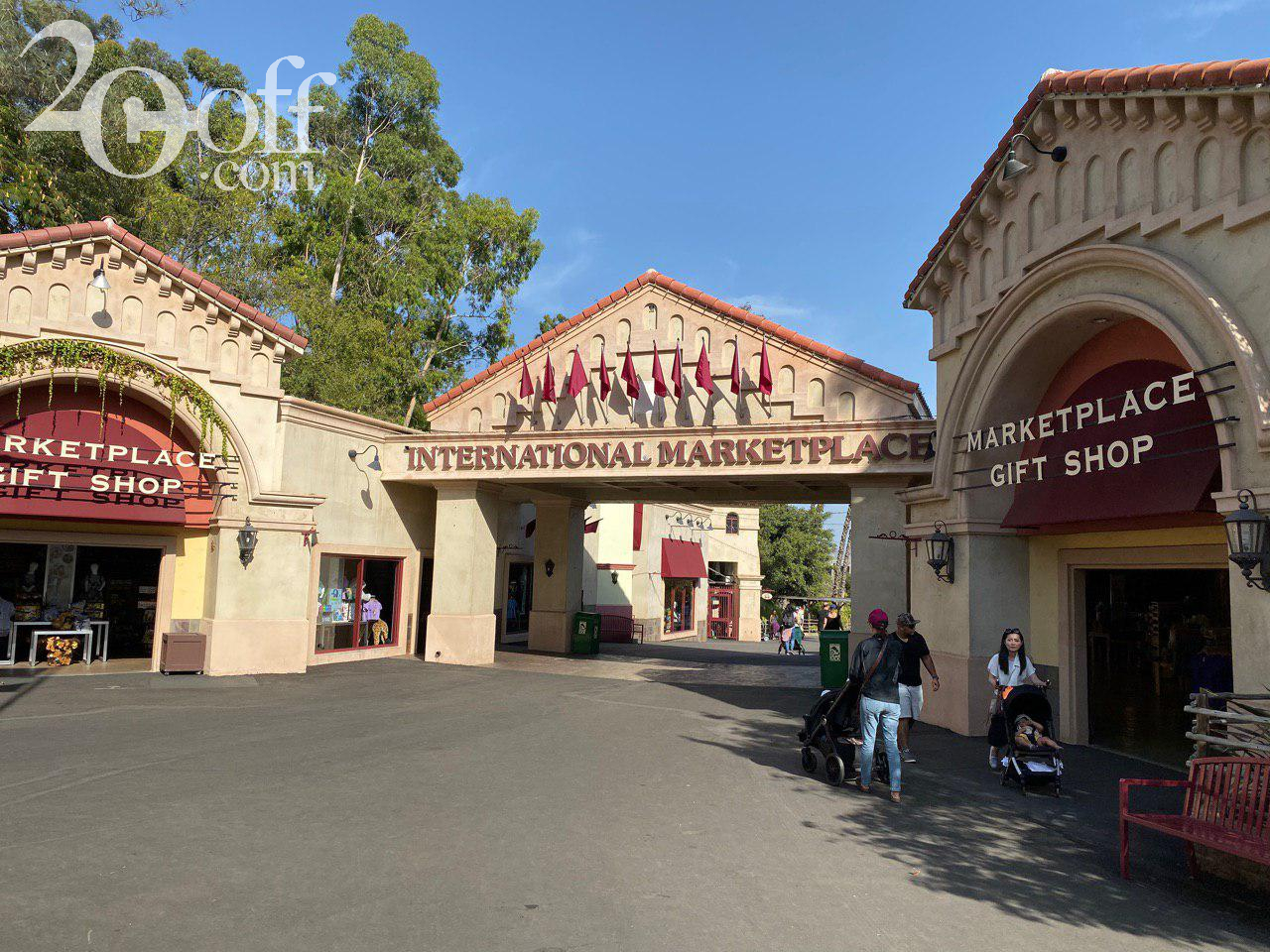 Los Angeles Zoo International Marketplace