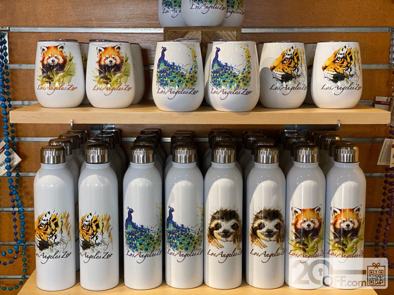 Los Angeles Zoo Mugs and Flasks